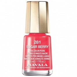 Mavala Vernis à Ongles Mini 281 Sugar Berry 5ml