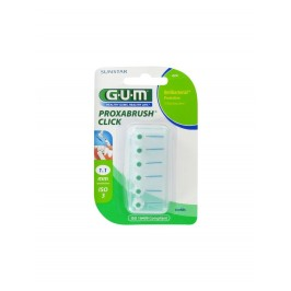 GUM Brossettes Proxabrush Click 424 1,1mm