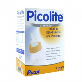 Picot picolite solution rehydratante 10 sachets