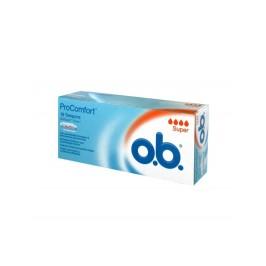 O.B. 16 Tampons Super Pro Comfort