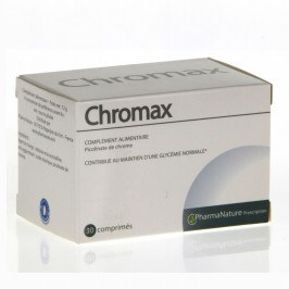Pharma Nature Chromax 30 comprimés