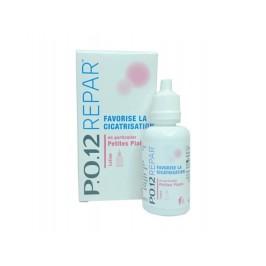 PO12 Repar lotion favorise la cicatrisation des petites plaies 20ml