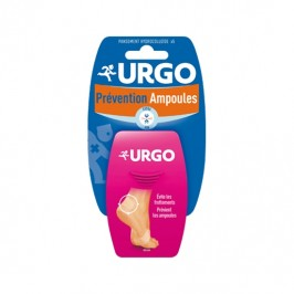 Urgo prévention ampoules 5 pansements