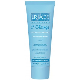 Uriage 1er change pâte à l'eau thermale 75ml