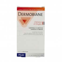 Dermobiane Cheveux et Ongles 40 Gélules