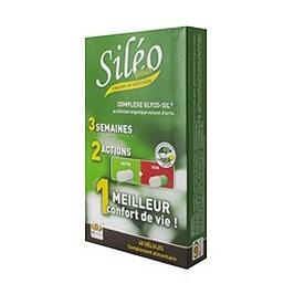 Siléo Complexe Glyco-Sil 40 Gélules