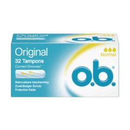 OB tampon normal x32