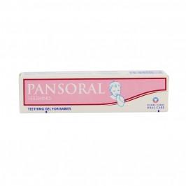 Pansoral Gel Premières Dents Nourisson 15ml