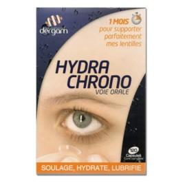 HYDRACHRONO CAPS LENTILL OCUL B/120