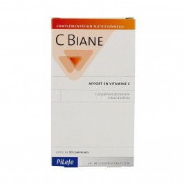 C-BIANE CPR CROQ FRUITS ROUGES B/30