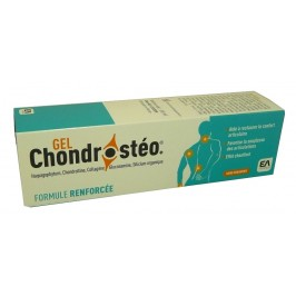 Chondrosteo Gel de Massage tube de 100 ml