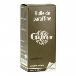 HUILE PARAFFINE GIFRER GM 500ML