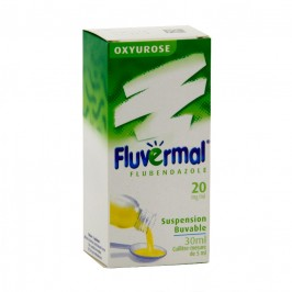 Fluvermal Suspension Buvable Fl/30Ml