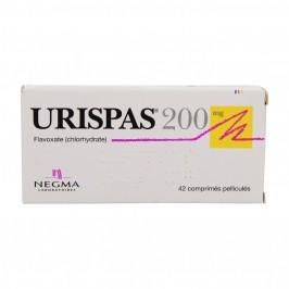 URISPAS 200MG CPR PELL B/42