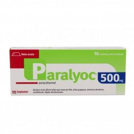 PARALYOC 500MG LYOPH OR B/16