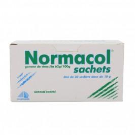 NORMACOL 62G/100G GLÉ ENR SACH/30