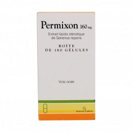 PERMIXON 160MG GÉL PLQ/180