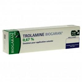 TROLAMINE BIOGARAN 0,67% EMUL CUT T/93G