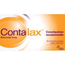 Contalax 30 Comprimés Gastro Résistant