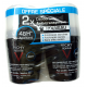 Vichy déodorant homme bille peaux sensibles 50ml x2