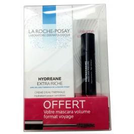 La Roche Posay Hydréane Extra Riche 40ml + un mascara offert