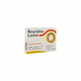 NaturOphta Lutéine 30 Comprimés