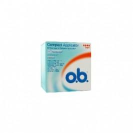 O.b. 16 Tampons Super avec Applicateur