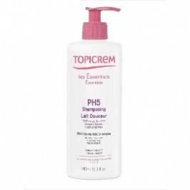 Topicrem Les Essentiels PH5 Shampooing Lait Douceur 500 ml