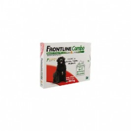 Frontline Combo Chien XL (40-60 kg) 6 Pipettes