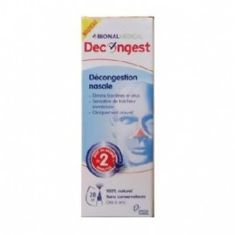 Bionalmedical decongest 20ml