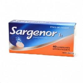Sargenor 1g 40 comprimés