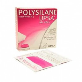 Polysilane Upsa Gel oral 12 sachets