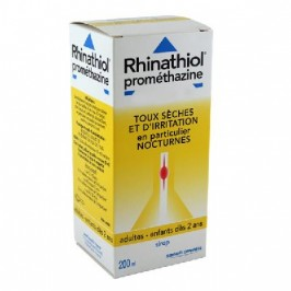 Rhinathiol Promethazine Sirop 200ml