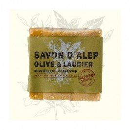 Aleppo Soap Savon d'Alep Olive&Laurier 200g