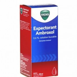 Vicks expectorant ambroxol 150ml