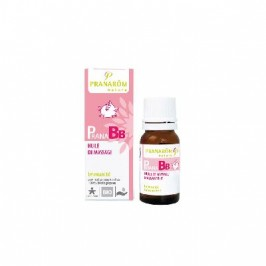Pranarôm Nature Prana BB Huile de Massage lmmunité Bio 10 ml