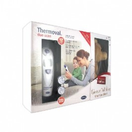 Thermoval Duo Scan + 1 Peluche Offerte 2 produits