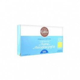 Gifrer Physiologica Septinasal Lavage Nasal 20 Unidoses de 5 ml