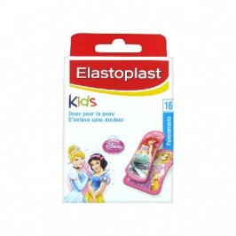 Elastoplast Kids Disney Princesses 16 Pansements