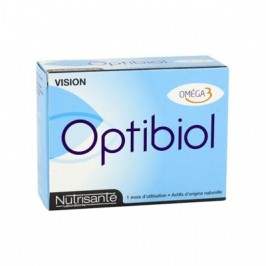 Nutrisanté Optibiol Vision 30 capsules