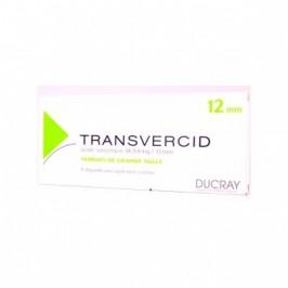 Transvercid 12mm 8 pansements
