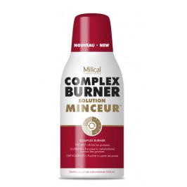 MILICAL Complex Burner Boisson 500ml