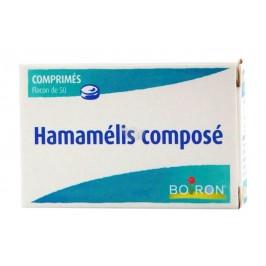 Hamamelis Composé 50 Comprimés