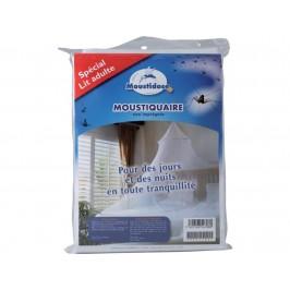 Moustidose 1 moustiquaire pour lit adulte