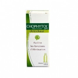Chophytol 20 pour cent solution buvable 120ml