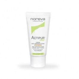 Noreva actipur crème teintée claire 30ml