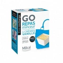 MILICAL GO Repas Minceur Eco-recharge Vanille