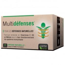 SANTE VERTE Multidéfenses 60 comprimés