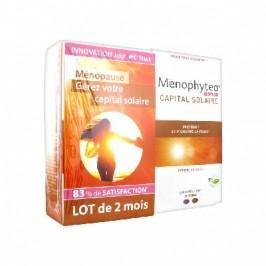 Ménophytea Capital Solaire Lot 2 x 60 Capsules