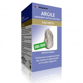 Arkopharma Argile 15 sachets